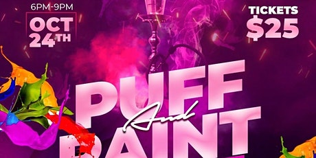 Puff and Paint Atlanta tickets