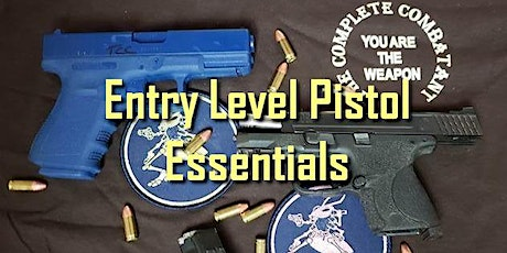 October 2021 Entry Level Pistol Essentials tickets