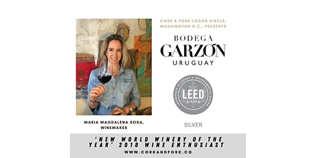 Bodega Garzon: Maria Magdalena Sosa, Winemaker, Educator tickets