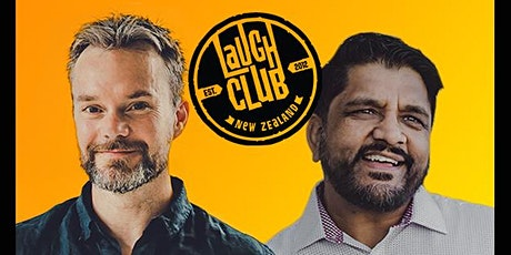 Laugh Club Presents... Nick Rado & Tarun Mohanbhai tickets