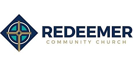 Redeemer Community Church Kids - Reservations tickets