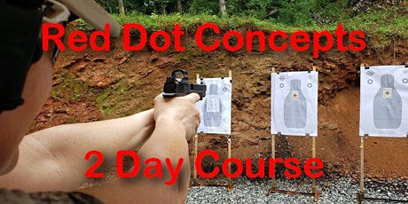 October 2021 2 Day Red Dot Concepts tickets