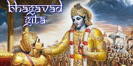 Online Workshop on Ancient Wisdom for Modern Living through Bhagavad Gita tickets