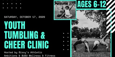 Youth Tumbling and Cheer 1-Day Clinic tickets