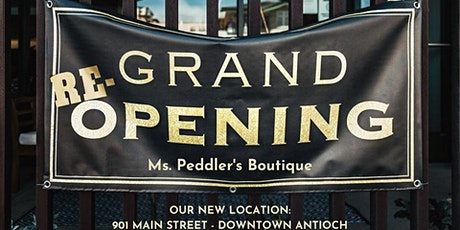 Grand RE-Opening and Ribbon Cutting Ceremony tickets