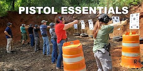 Sept. 2021 Pistol Essentials tickets