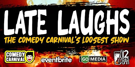 Late Laughs tickets