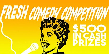 FRESH Comedy Competition (FINALS) tickets