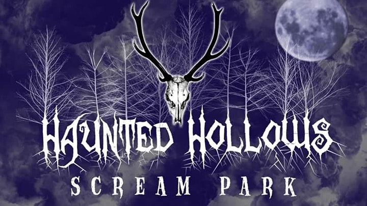 Haunted Hollows Scream Park - 1.5 acre attraction with live actors image
