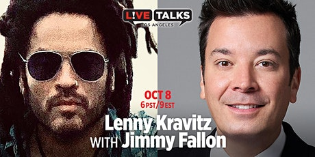 Lenny Kravitz in conversation with Jimmy Fallon tickets