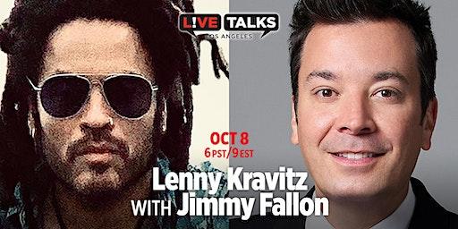 Lenny Kravitz In Conversation With Jimmy Fallon