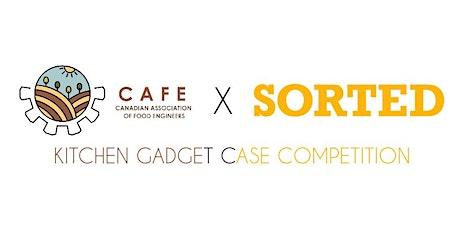 Kitchen Gadget Case Competition Kickoff Event tickets