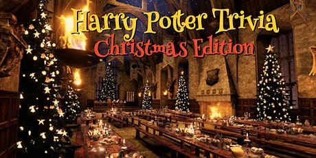 Virtual Harry Potter Trivia - Christmas Edition tickets
