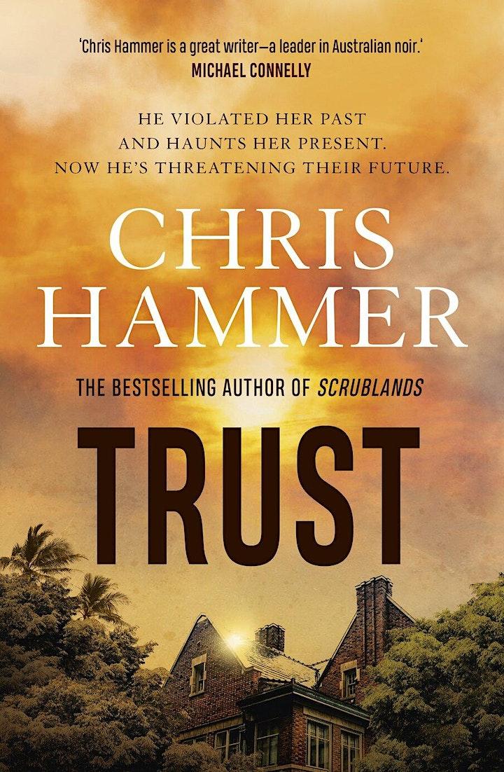 Chris Hammer presents Trust image
