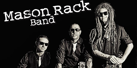 THE MASON RACK BAND - Live at Whispers Cocktail Bar tickets