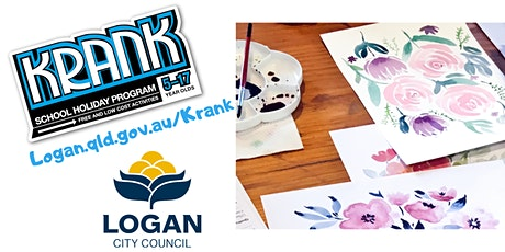 KRANK Watercolour Workshop by BrisStyle tickets