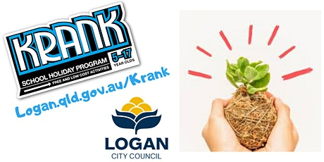 KRANK Kokedama Workshop by BrisStyle tickets