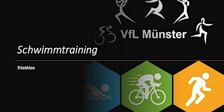Schwimmtraining VfL Münster  Sonntag Breitensport (Sonntag 17 - 18:00 Uhr) tickets