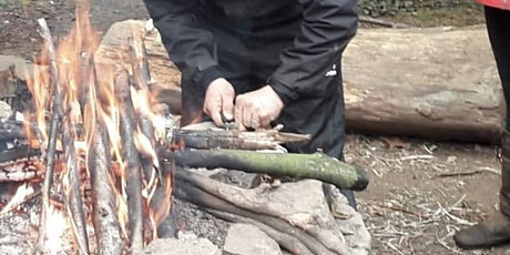OUTDOOR EVENT - BUSHCRAFT & FORAGING COURSE tickets
