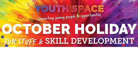 Gawler Youth - October 2020 School Holiday Programming tickets