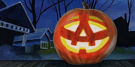 "Paint and Sip - ""Happy Halloween""  Gaslamp San Diego tickets"