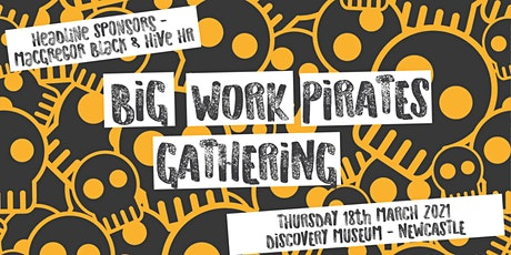 Big Work Pirates Gathering - 2021 tickets