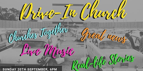 Drive In Church (September) tickets