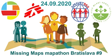 Missing Maps mapathon Bratislava #9 tickets