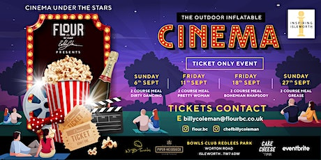 The Outdoor Inflatable Cinema GREASE tickets