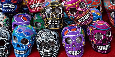Mexican day of the dead | Fancy dress, food, cocktails and live music! tickets