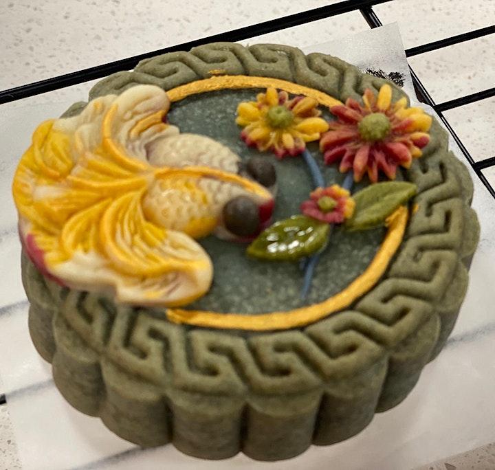 Palace Mooncake - Natural Food Colourings image