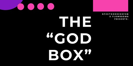 "The ""God Box"" Paint Night tickets"