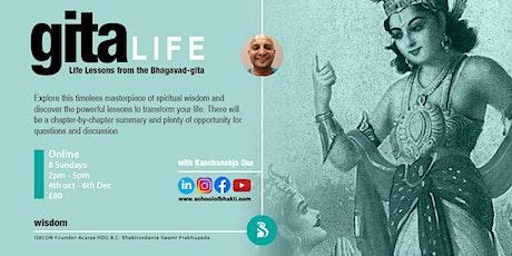 Gita Life - Life Lessons from the Bhagavad-Gita tickets