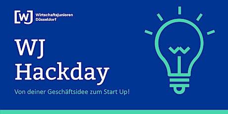 WJ Hackday: Von deiner Geschäftsidee zum Start Up! Tickets