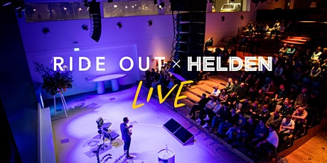 Ride Out x Helden Live - Tour de France tickets