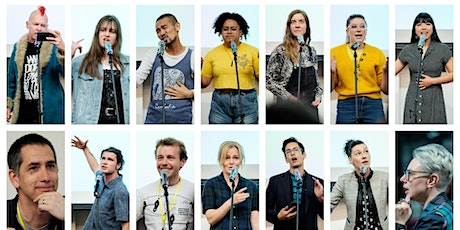 Wellington Poetry Slam Final 2020 - Festival of Slam tickets
