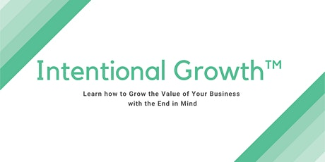 Intentional Growth™ Virtual Cohort 8 tickets