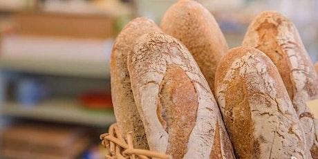 Sourdough Bread Course 18 April 2021 tickets