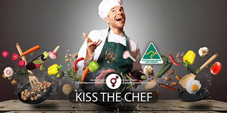 Kiss The Chef - Cooking Event | Under 36s | September tickets