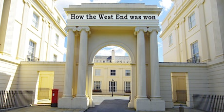 Exploring Regency London - How the West End was won tickets