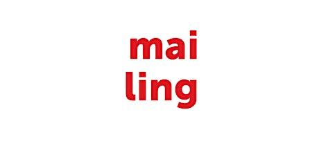 ´Künstler*innengespräch - MAI LING Tickets