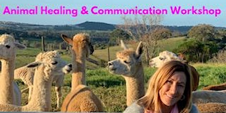 Animal Healing and Communication with Alicia Bickett tickets