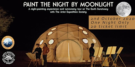 Paint the Night By Moonlight tickets