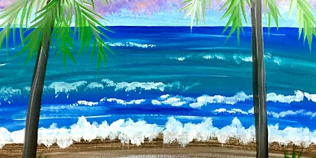 Friday Night Beach Art Outdoor Paint Night tickets