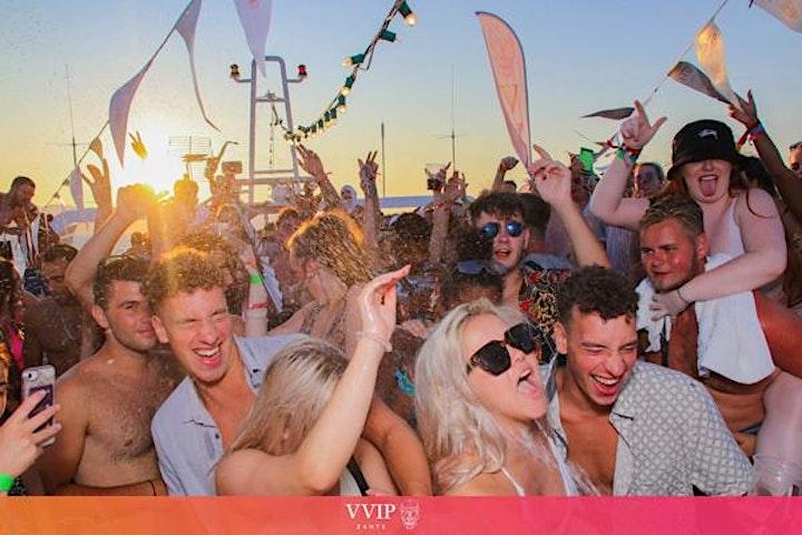 VVIP Yacht Party - Zante's #1 Boat Party 2021. image