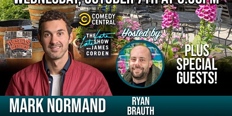 Mark Normand at Priam Vineyards tickets