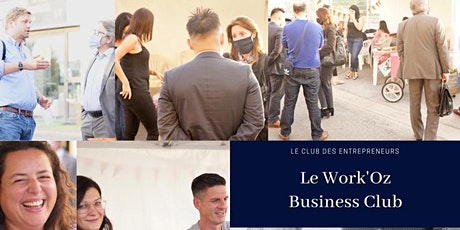 Pleinière Work'Oz Business Club billets