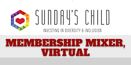 Virtual Mixer w/Sunday's Child & Wine with Hilary tickets