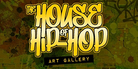 The House of Hip-Hop Art Gallery (Museum Tix) tickets