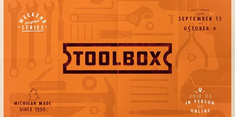 Toolbox Series  | Orion Campus - Kensington Church tickets